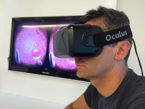 Applicazioni in realtà virtuale in test (feb 2015)
