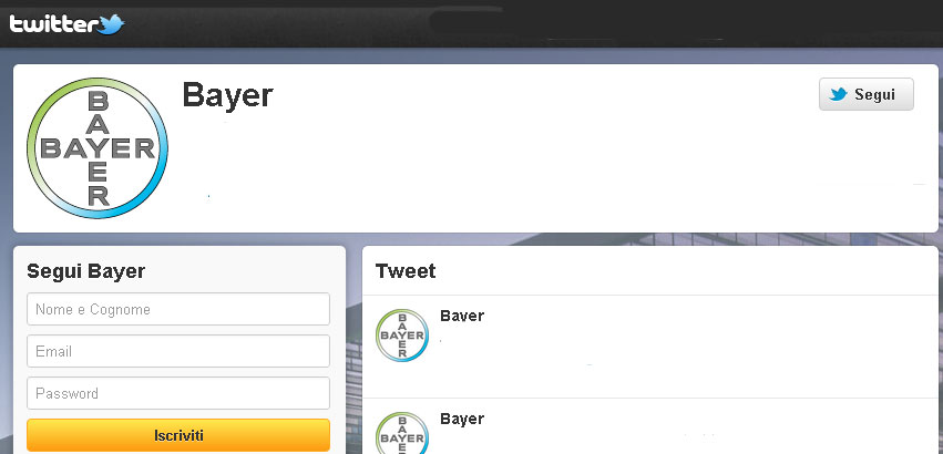 bayer twitter
